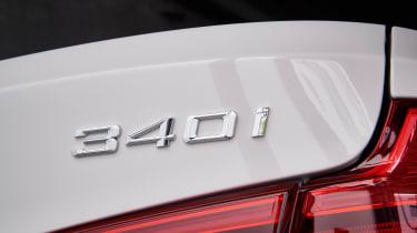BMW 340i GT - 340i badge
