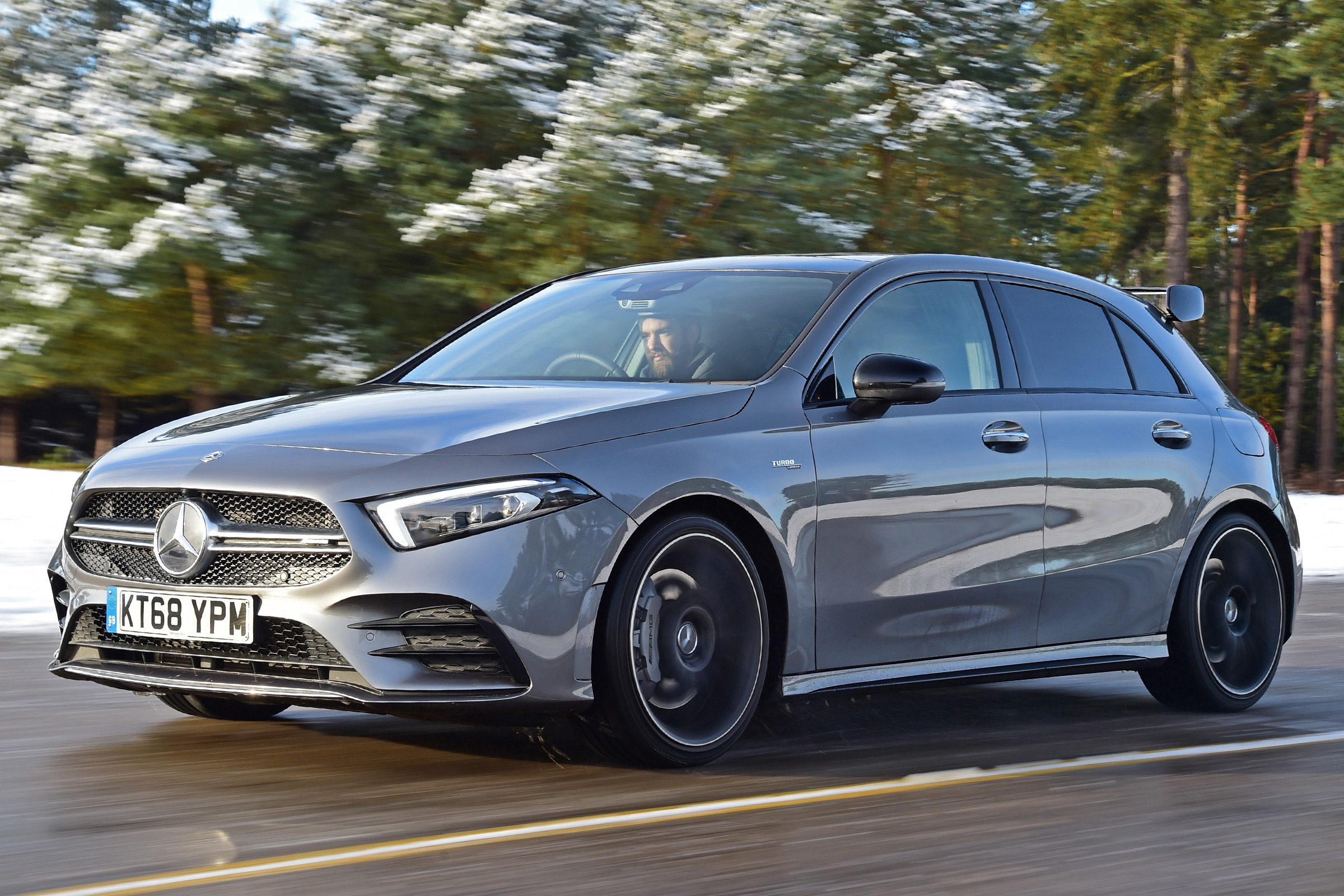 New Mercedes Amg A 35 2019 Review Auto Express