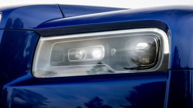 Rolls-Royce Cullinan - front light