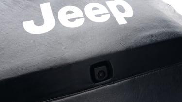 Jeep Wrangler - camera