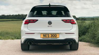 Volkswagen Golf GTI Clubsport 45 - full rear static