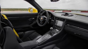 Porsche 911 GT3 - manual dash