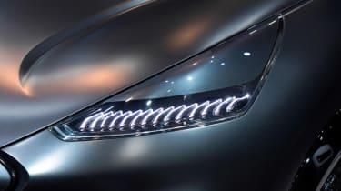 Kia Niro EV - CES front light