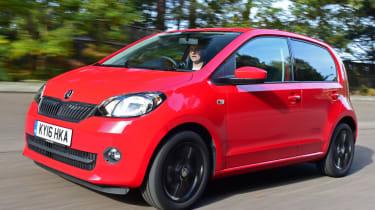 Best first cars for new drivers - Skoda Citigo