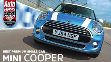 MINI Cooper - awards