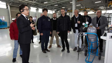 Hyundai Ulsan - meeting