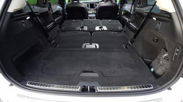 Volvo XC90 long term - all seats down