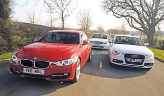 BMW 3 Series vs rivals