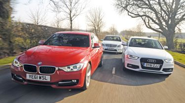 BMW 3 Series vs rivals