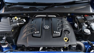 Volkswagen Amarok pick-up 2016 - engine