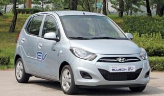Hyundai i10 BlueOn