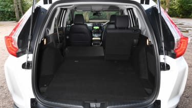 Honda CR-V hybrid - boot