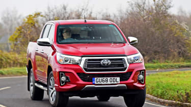 Toyota Hilux Invincible X