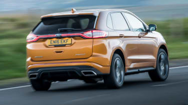 Ford Edge Sport - rear