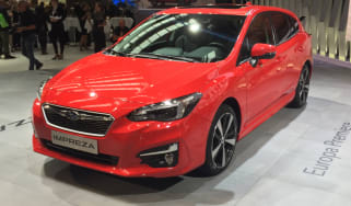 2018 Subaru Impreza Frankfurt - front
