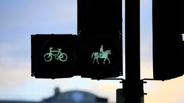 Pegasus crossing
