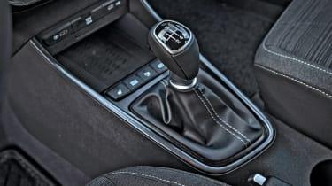 Hyundai Bayon - transmission