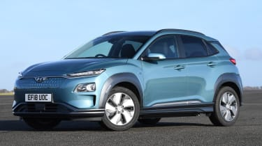 Hyundai Kona Electric - front static