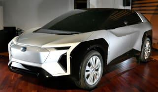 Subaru EV concept