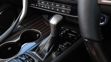 Lexus RX 450h L - transmission