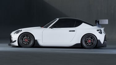 Toyota S-FR Racing Concept - profile