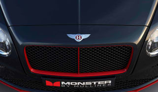 Bentley Monster by Mulliner - front