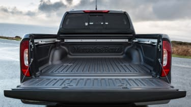 Mercedes X-Class review - load bay open