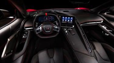 2020 Chevrolet Corvette - engine