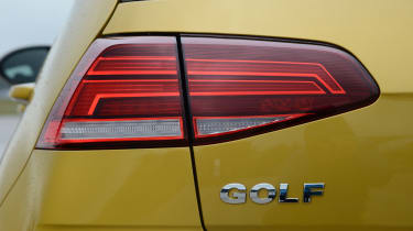 Volkswagen Golf - tail light