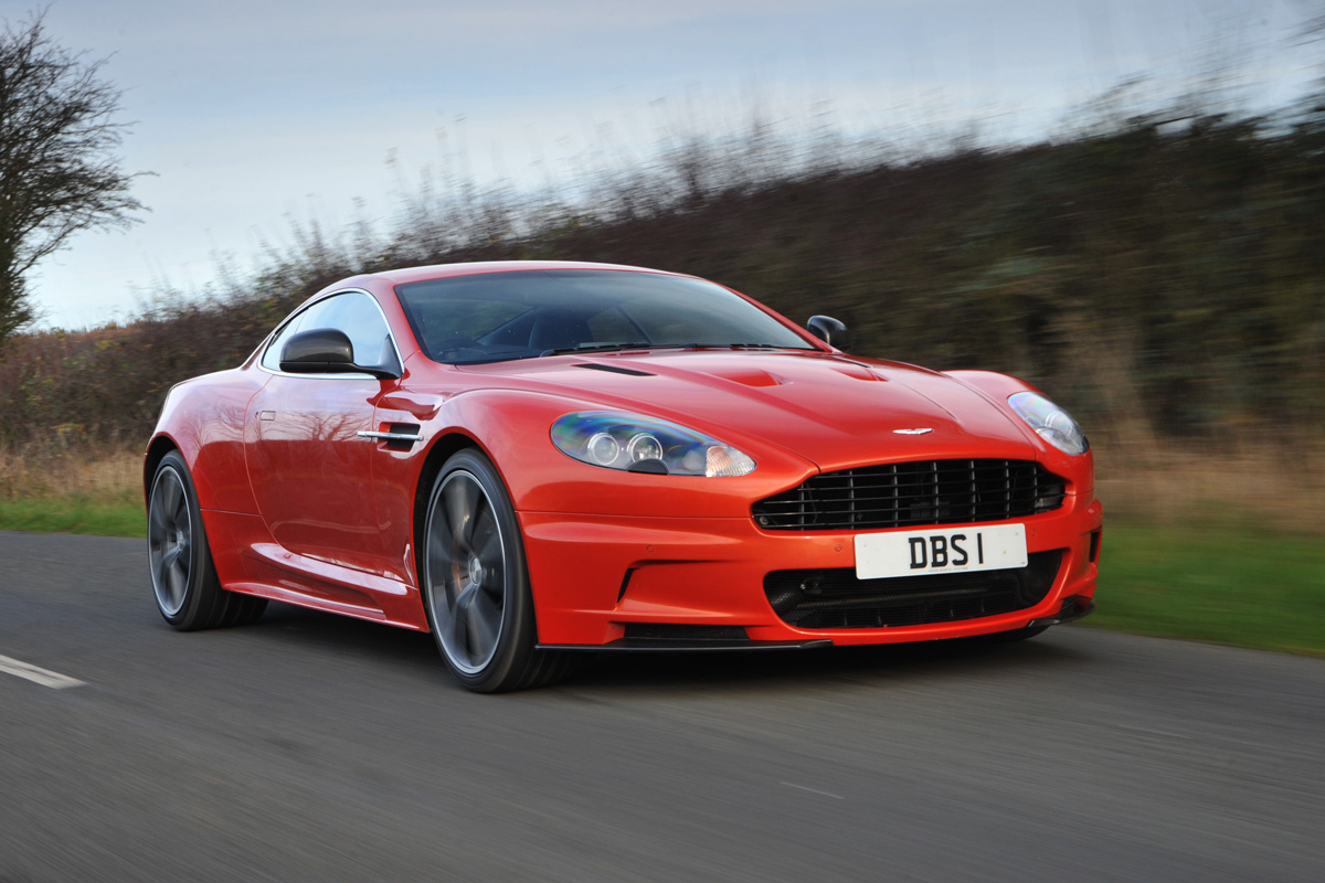 Aston Martin Dbs Carbon Edition First Drives Auto Express