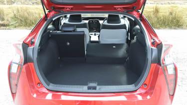 Toyota Prius - boot