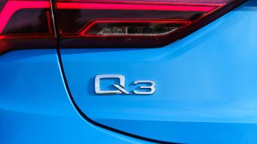 Audi Q3 Sportback - brake light