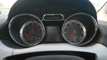 Used Vauxhall Adam - dials