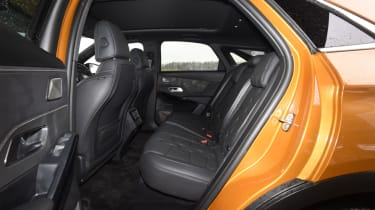 DS 7 Crossback rear seats