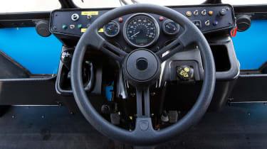 Global Vehicle Trust OX - dash