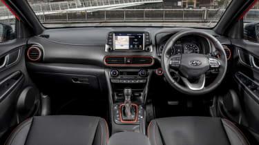 Hyundai Kona review - interior