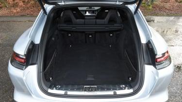 Porsche Panamera Turbo Sport Turismo - boot