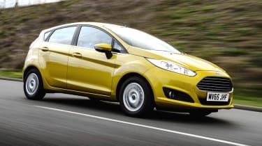 Ford Fiesta - 2015