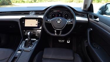 Volkswagen Arteon 1.5 petrol TSI interior