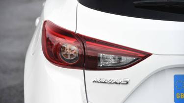 Mazda 3 - rear detail