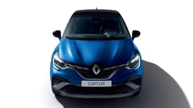 Renault Captur R.S. Line - full front