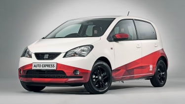 SEAT Mii by Auto Express