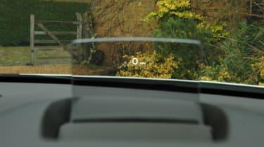 Citroen DS5 Hybrid4 screen