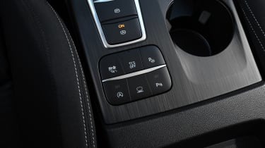 Ford Focus diesel Titanium - buttons