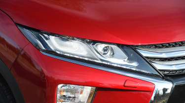 Mitsubishi Eclipse Cross First Edition - front light