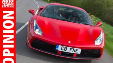 Opinion - Ferrari