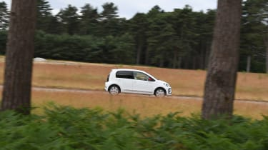 Volkswagen up! - side