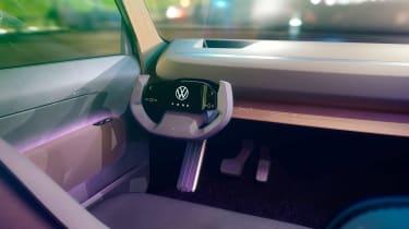 Volkswagen ID Life - cabin