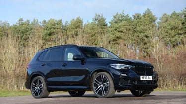 BMW X5 xDrive45e - front static