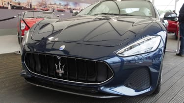 Maserati Gran Turismo - Goodwood front